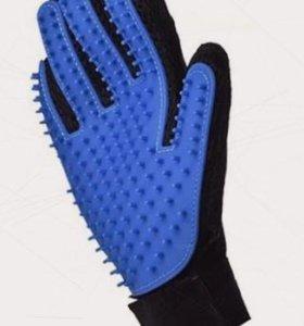 Pet Brush Glove: перчатка-расчёска для животных