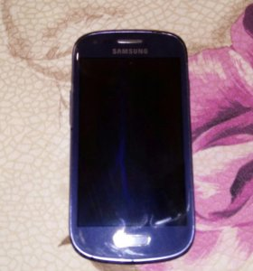 Смартфон Samsung Galaxy S3 mini