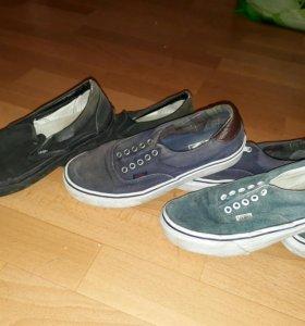 Оригинальные Vans 40 размер