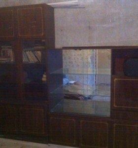 Гарнитур мебельный стенка
