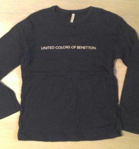Толстовка кофта футболка Benetton