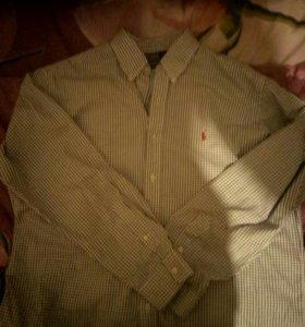 POLO (RALPH LAUREN) рубашка