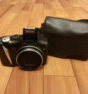 Canon sx130 + чехол