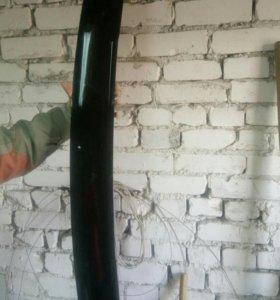 Дефлектор на капот ВАЗ 2110/2111/2112