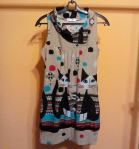 Платье, р. М