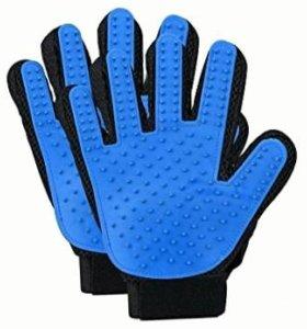 Brush Glove: перчатка-расчёска для животных