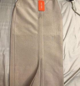 Новая бандажная юбка
