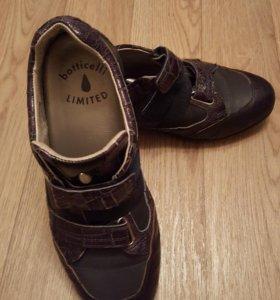 Ботинки мужские Boticelli размер 39-40(оригинал)