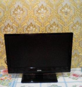 Телевизор почти новый купили и не пользовались