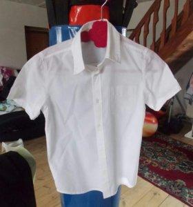 Рубашки летние на мальчика