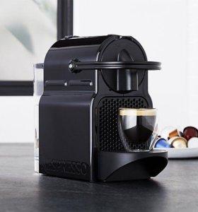 Кофемашина Delonghi EN 80 Black Nespresso (новая)