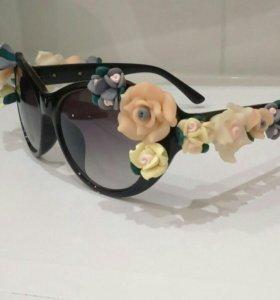 Солнцезащитные очки(новые)👓