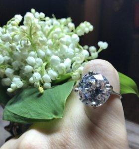 Кольцо 💍 из серебра