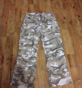 Продам новые летние Фирменные брюки размер 50-52