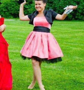Платье выпускное