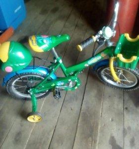 Велосипед мало бу