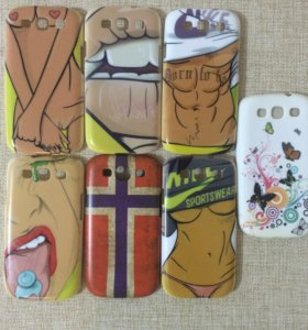 Чехол, бампер, кейс на Samsung Galaxy S3