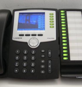 IP телефон LinkSys SPA962