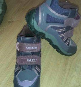 Ботинки демисезонные geox