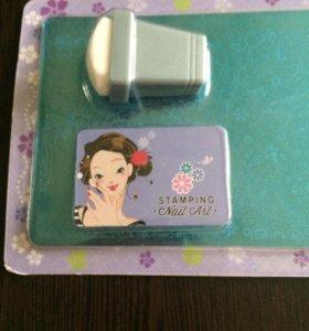 Штампинг для ногтей