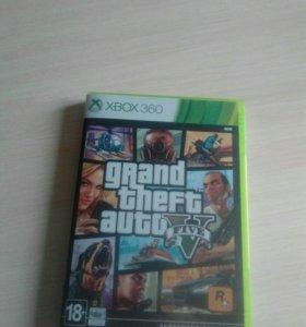 Комплект игр на Xbox 360