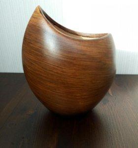Новая керамическая вазочка