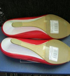 Туфли,новые