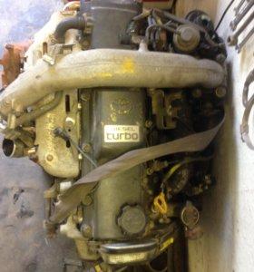 Двигатель Toyota 1KZTE 3.0 turbo diesel