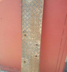 Пластины стальные 2мм