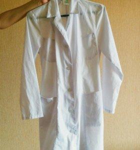 Медицинский халат, новый