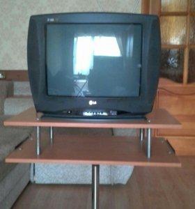 Телевизор LG подставка в подарок