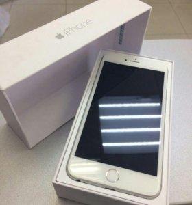 iPhone 6 Plus Silver 16 GB