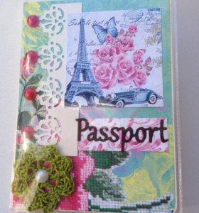 Обложки на паспорт