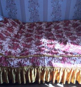 Ортопедическая двуспальная кровать