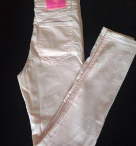 Нежно-розовые брюки 🌸 СРОЧНО