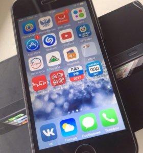 Продам iPhone 5 16gb