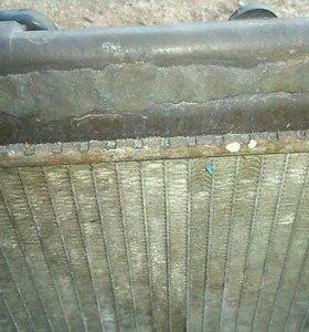 Радиатор от калдины ат211 двигателя 7аfe