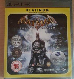PS3. Batman: Arkham Asylum. Лицензия
