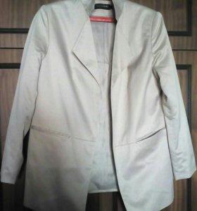 Новый пиджак 52-54