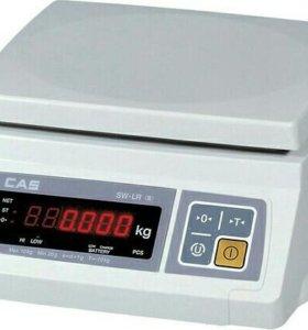 Весы магазинные электронные CAS SW II-05