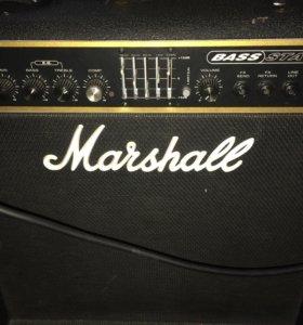 Басовый комбик Marshall b65 bass state