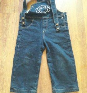 Джинсовые штанишки