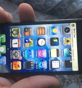 iPhone 5 16gb iOS 6.1
