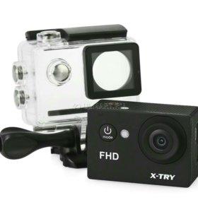 Экшн-камера X-Try 100