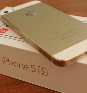 ✅ Айфон 5s /16 g gold