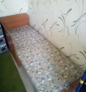 Детский диван- кровать