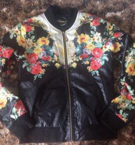 Куртка на весну/лето