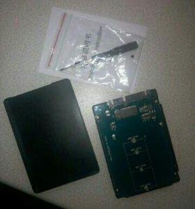 Адаптер SATA of ngff(m.2) SSD
