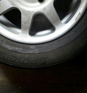 Колесо с диском на ваз 175/70R13