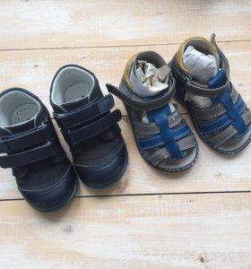 Обувь 19 р-ра. Натуральная кожа.